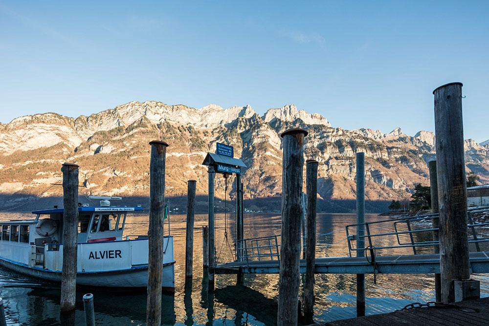 Hafen Murg-West