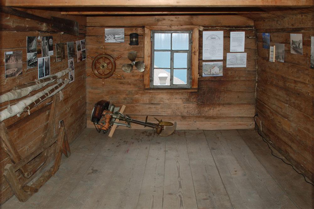 Schiffahrt-Zimmer