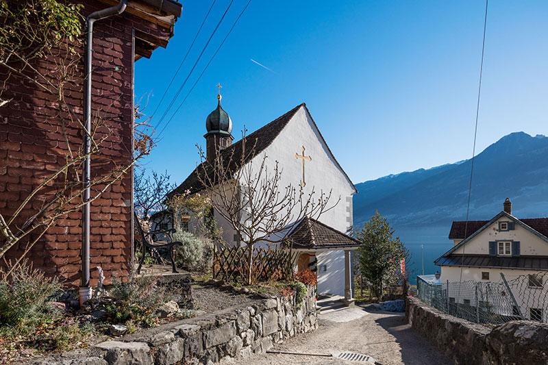 Kapelle St. Bernhard
